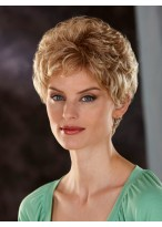 Newest Short Lace Front Synthetic Wig