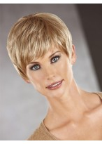 Sassy Pixie Cut Cropped Synthetic Wig