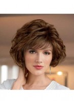 No-fuss Synthetic Wig