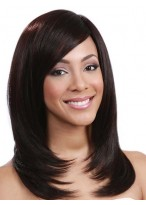 Smooth Straght Synthetic Wig