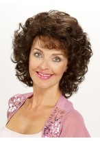 Short Curly Synthetic Hair Wig