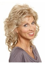 Long Lace Front Synthetic Hair Wig