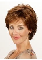 Wavy Short Lace Front Synthetic Hair Wig