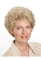 Synthetic Wavy Capless Wig