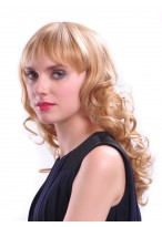 New Arrivals Long Capless Synthetic Wavy Wig