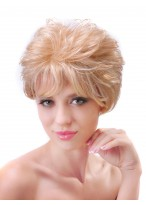 Popular New Arrivals Short Capless Synthetic Wig