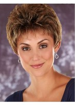 New Arrivals Short Lace Front Wavy Synthetic Wig