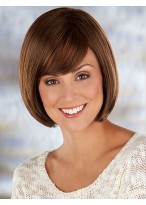 New Arrivals Short Capless Straight Synthetic Wig