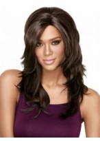 Long Capless Wavy Synthetic Hair Wig For Women