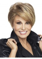 Messy Short Hair Lace Front Wig