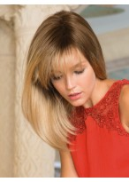Capless Silkystrsight Long Straight Synthetic Wig