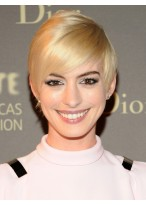 Popular Bob Hairstyle Straight Capless Synthetic Wig