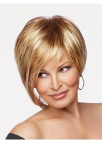 Capless Synthetic Wig Short Hair