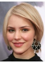 Hot Sell Synthetic Capless Short Wig For Women