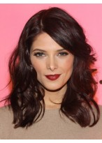 Women's Long Wavy Lace Front Synthetic Wig