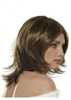 Razor Cut Flicks Synthetic Wig For Women