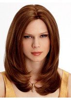 Newly Developed Illusion Front Hairline Synthetic Wig