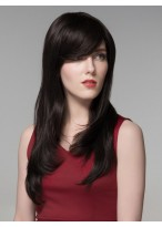 Great Long Straight Capless Synthetic Hair Wigs