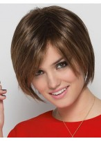 Layers Short Synthetic Capless Charming Wig