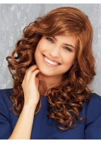 Long Hair Fashion Style Curly Synthetic Wig