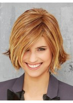 Cheap Short Synthetic Capless Wig