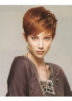 Appealing Short Capless Synthetic Wig
