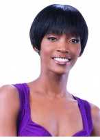 Easy Styling Short Synthetic Capless Wig