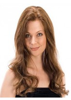 """20"""" Remy Human Hair Wavy Full Lace Wig"""