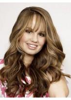 Glamorous Beautiful Long Wavy Lace Front Wig