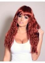 Carmella Crimped Lace Wig