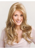 Long Wavy Synthetic Lace Front Wig