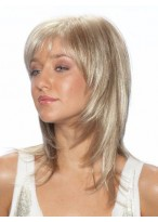 Long Layered Sweet Styled Lace Front Wig