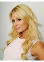 Long Fabulous Hairstyle Lace Wig