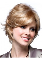 Soft Feathered Edges Lace Wig