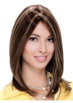 100% Remy Human Hair Mono Wig