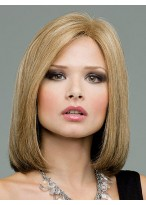 Medium 100% Remy Human Hair lace front Wig
