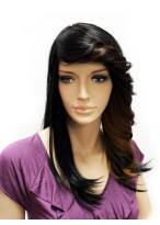 Heat Friendly Synthetic Lace Front Wig