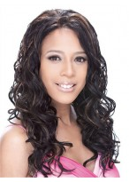 Elegant Lace Front Wavy Wig
