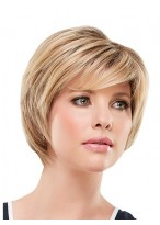 Synthetic Short Lace Front Wig