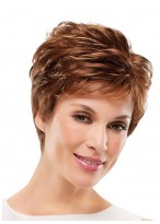 Short Lace Front Synthetic Hair Wig