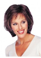 Full Lace Short Straight Synthetic Hair Wig