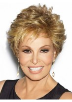 Wavy Short Synthetic Lace Front Wig