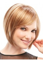 Fashionable Short Lace Front Wig