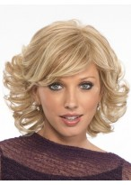 Wavy Synthetic Lace Front New Style Wig