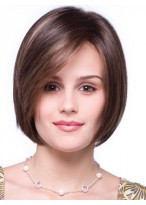 Short New Beautiful Full Lace Wig