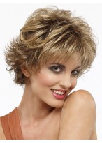 New Arrivals Short Full Lace Straight Human Hair Wig