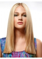 Long Straight Full Lace Remy Human Hair Wig