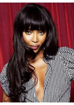 "20"" India Remy Hair Celebrity Wig"