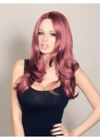 Cheryl - Curly Side Parted Wig