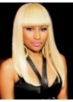 Nicki Minaj Long Straight Wig
